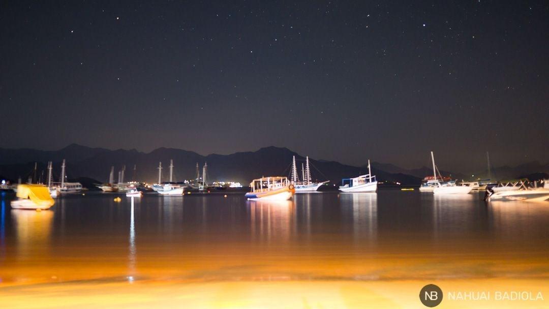 Ilha Grande-Cielo estrellado en Vila do Abraao