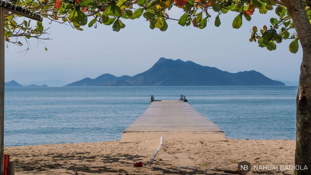 Ilha Grande-Playa Palmas