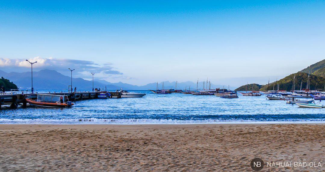 Ilha Grande-Playa Vila do Abraao