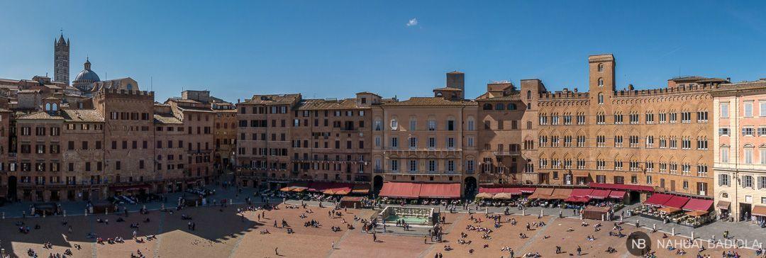 Piazza dil campo-Siena