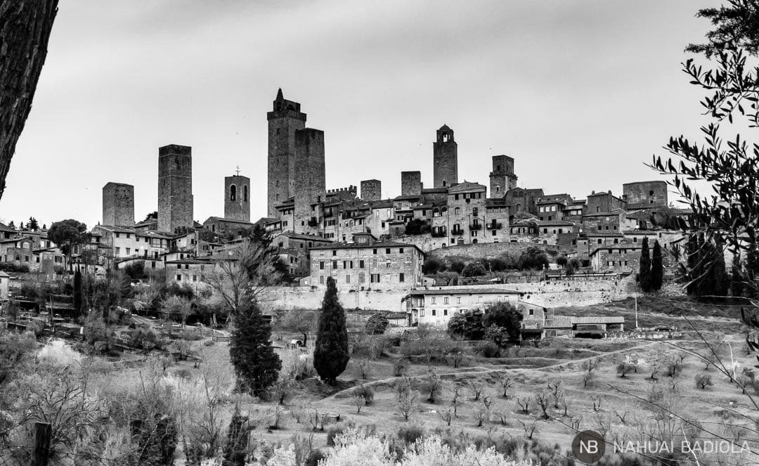 San Gimignano-Provincia Siena