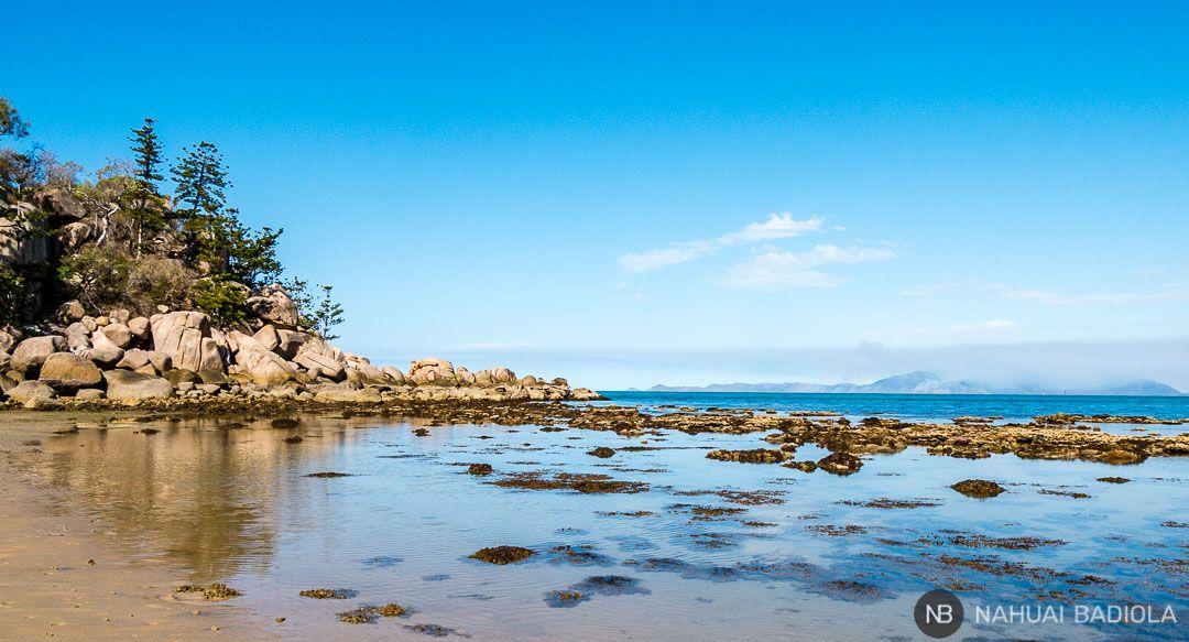 Coral sea-Arthur Bay-Magnetic Island