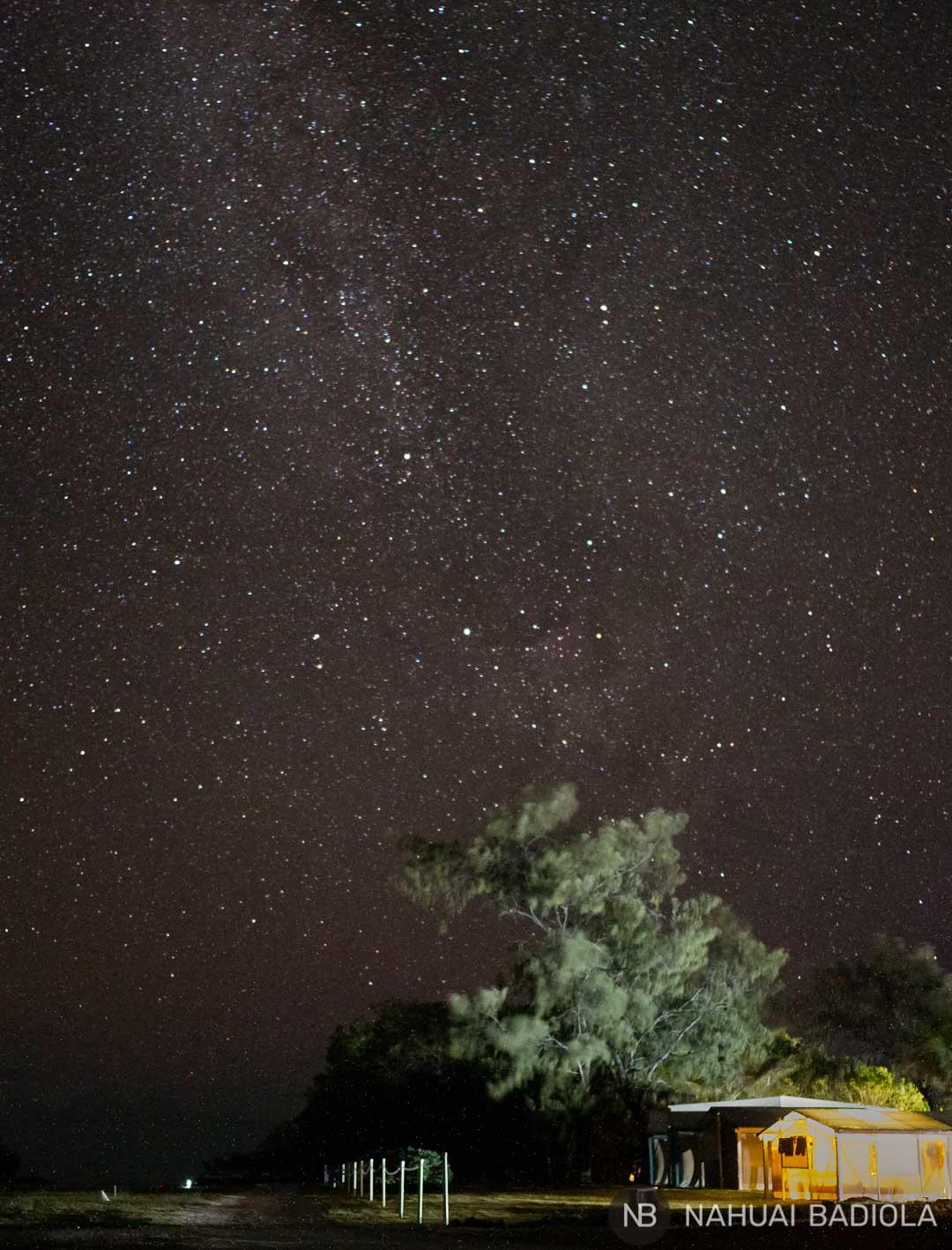 Noche estrellada - Lady Elliot Island