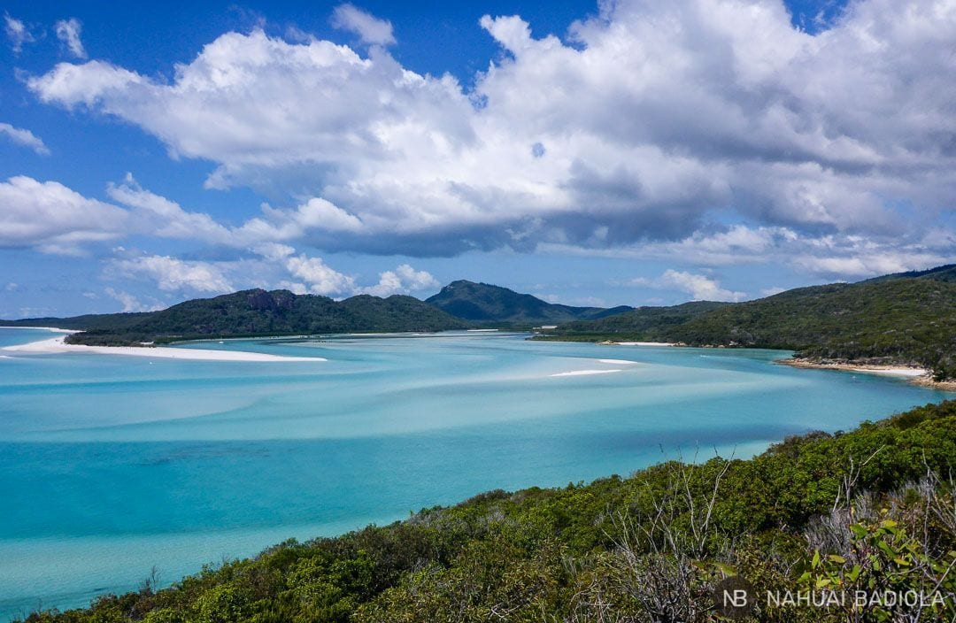whitsunday island, whithaven beach
