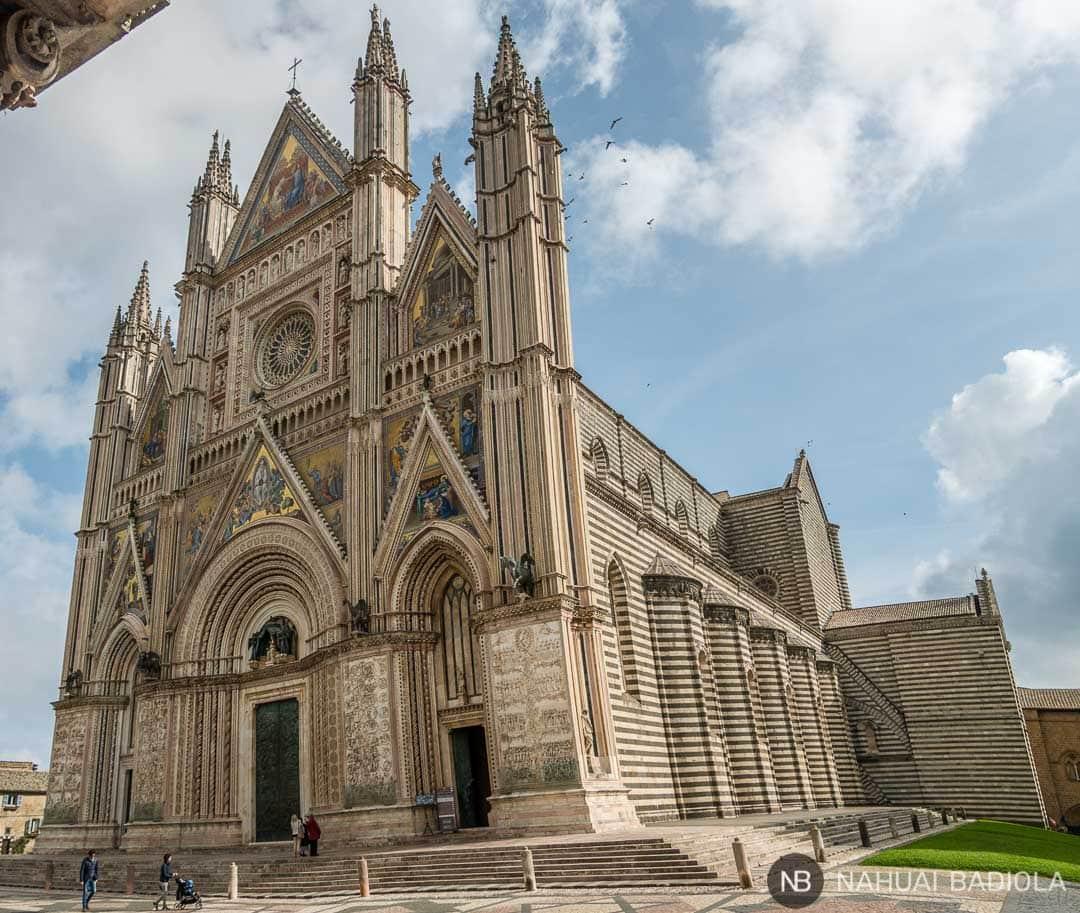 Catedral de Orvieto, Italia