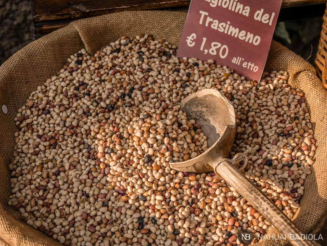 Alubias tipicas del trasimeno, Umbria
