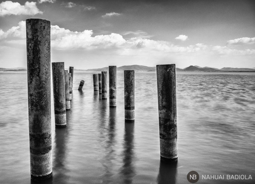 Lago Trasiemo en Italia