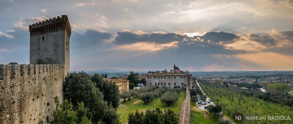 Junto al Trasimeno, Umbria