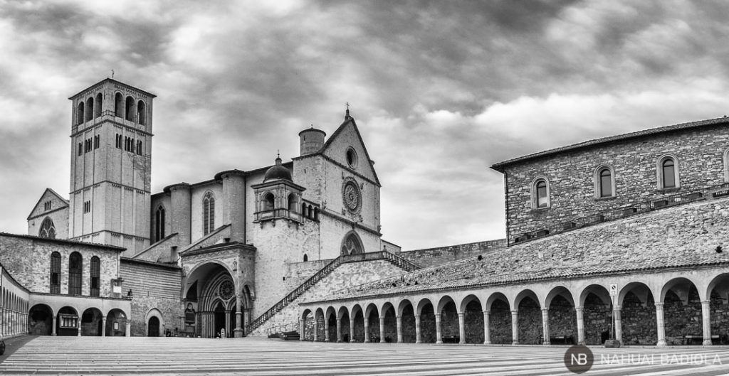 abadia de asis