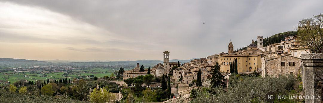 Asis, Umbria, Italia