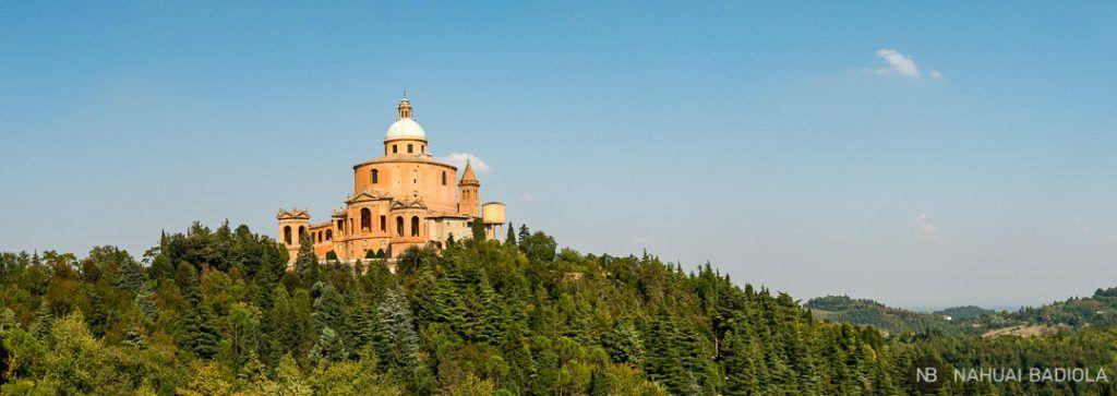 Monasterio Madonna San Luca, Bolonia, Italia