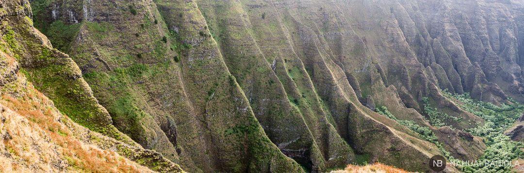 Nualolo Valley, Kauai, Hawaii
