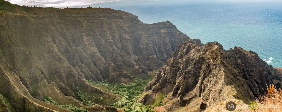 Nualolo Valley, Costa Napali, Hawaii