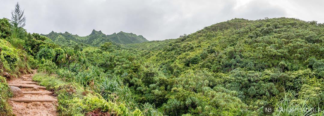 Hawaii, Kalalau Trail