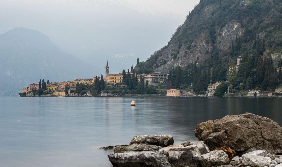 Ruta por el lago de Como, romance de temporada… ¿alta o baja?