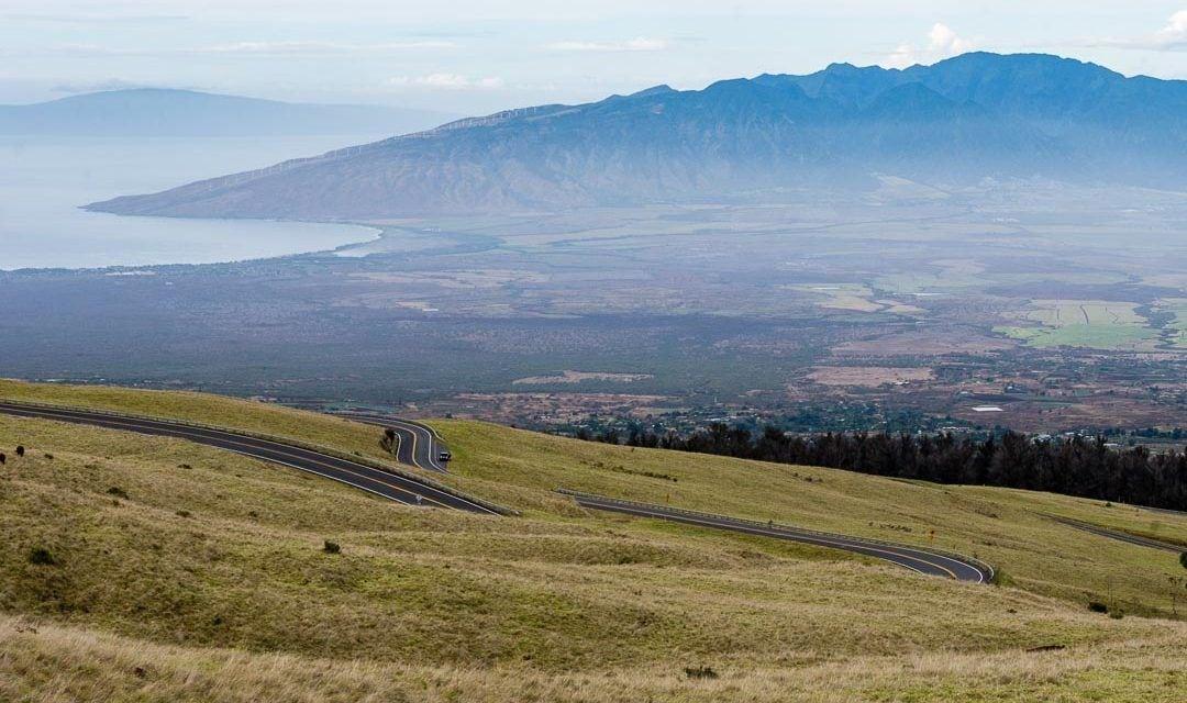 Pesadilla antes del amanecer en el Haleakala