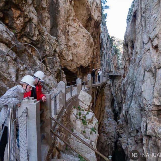 El Caminito del Rey, ¿te atreves con el desfiladero más famoso de Málaga?