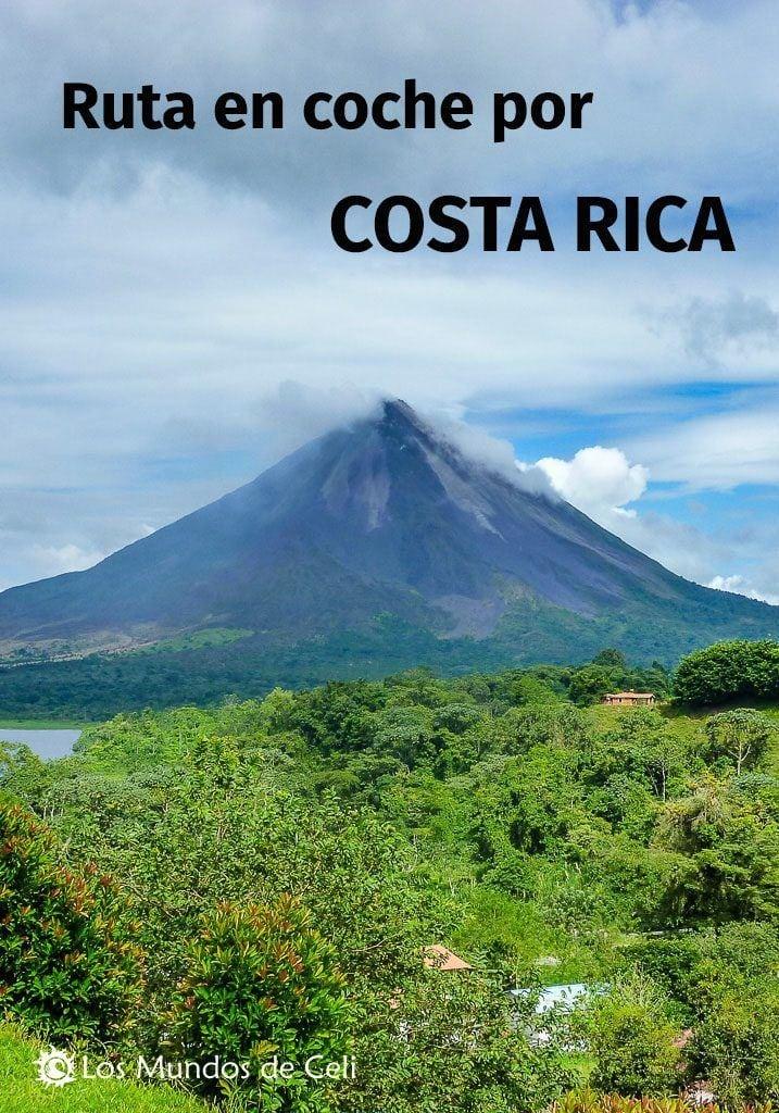 Guía de ruta por Costa Rica