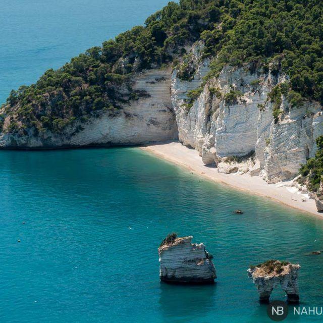 Baia delle Zagare, cómo llegar a las 2 playas más inaccesibles de Italia