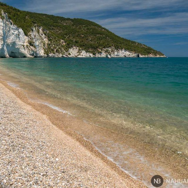 Vignanotica, la playa pública del Gargano que necesitas ver con tus propios ojos