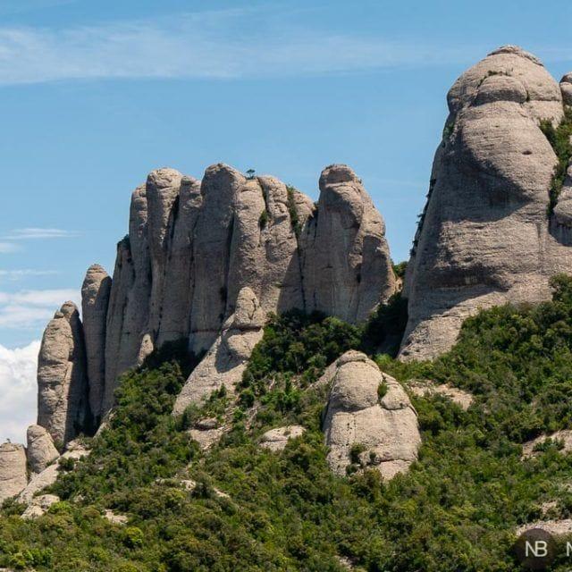 Ruta circular por Montserrat: del monasterio a la cima de Sant Jeroni