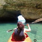 Explora las cuevas marinas del Gargano en kayak