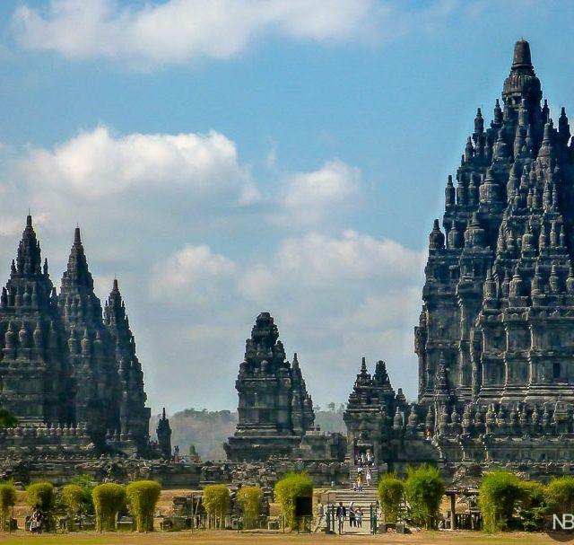 Descubre los rincones de Prambanan, el mayor templo hindú de Indonesia