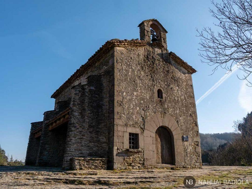 Iglesia de la Magdalena en Rupit