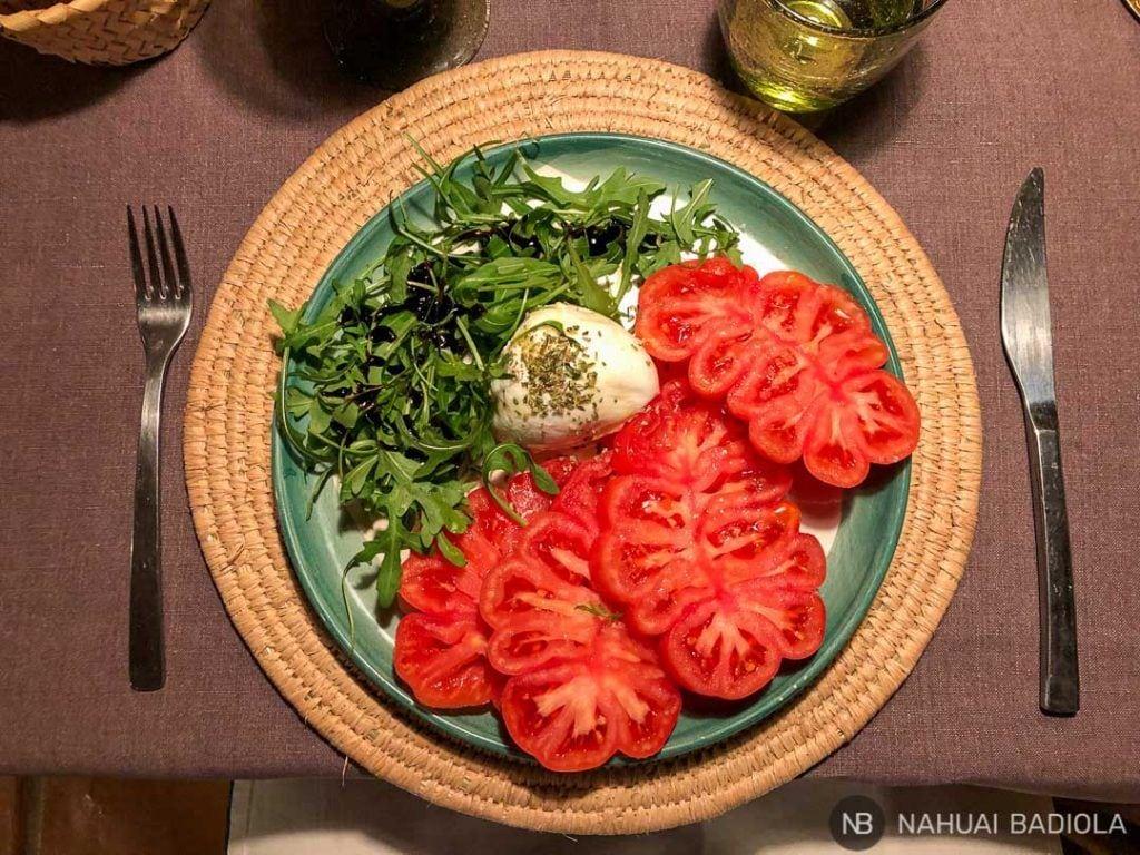 Cena en Mas del Puig