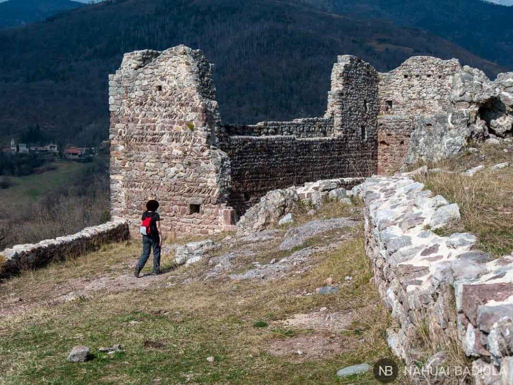 Ruinas de Rocabruna