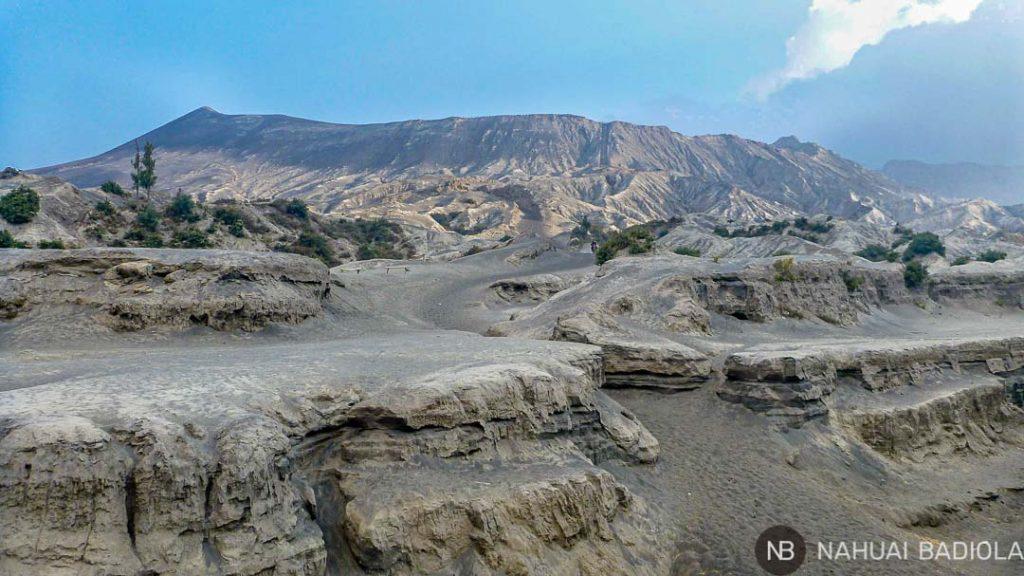 Camino al cráter de Bromo, Java
