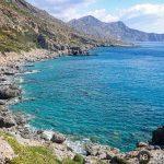 Ruta E4 entre Paleochora y Sougia, ¿te atreves con este trekking de costa?