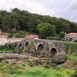 Ponte Maceira, camino de Santiago a Finisterre