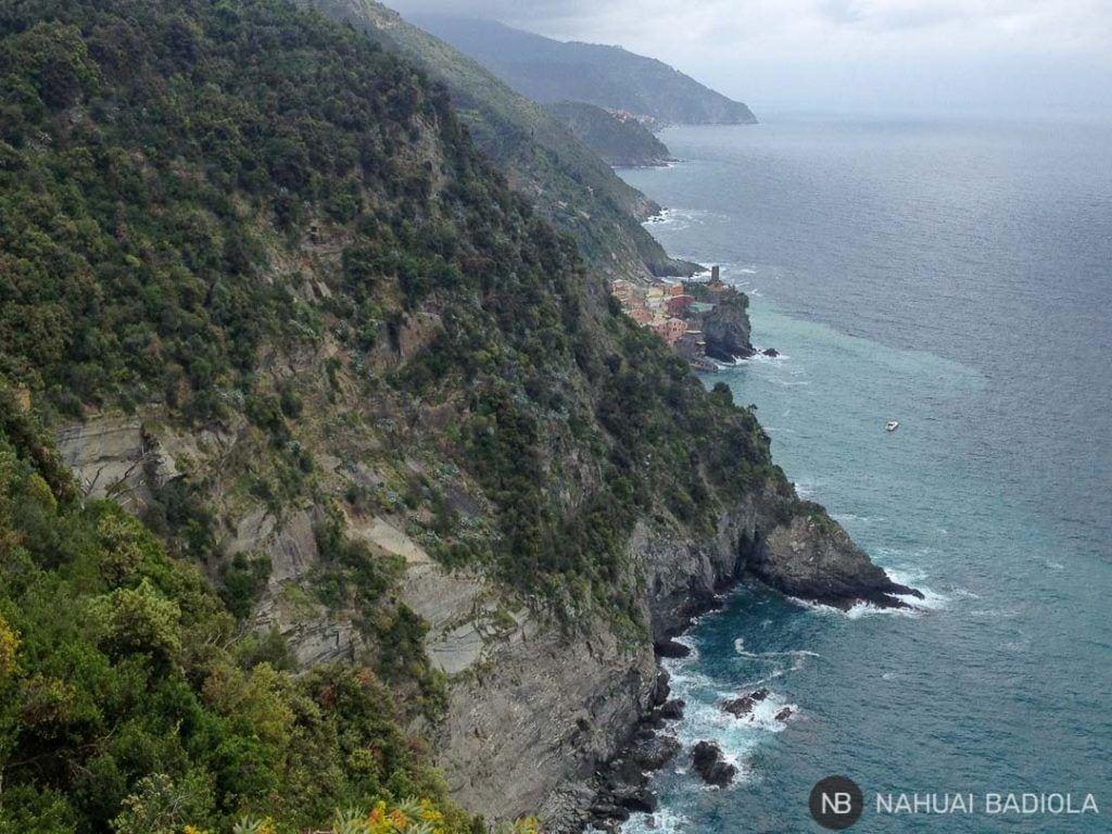 Sendero Vernazza-Monterosso en las 5 Terre