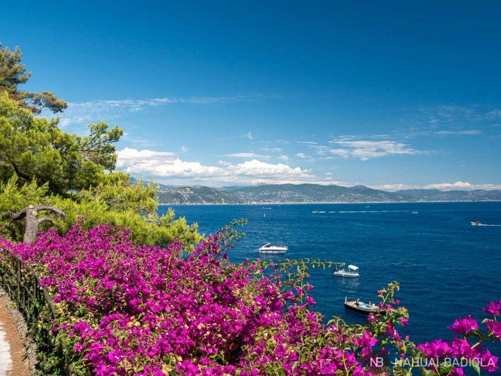 Paseo de Santa Margherita a Portofino