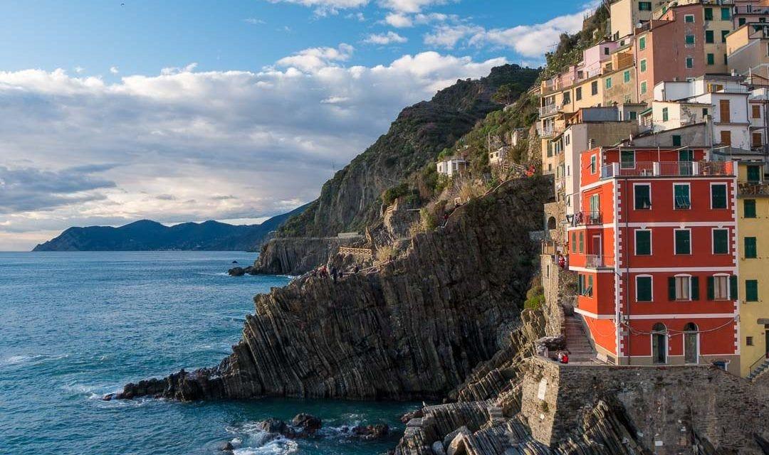 Pueblos de las cinque terre, Italia