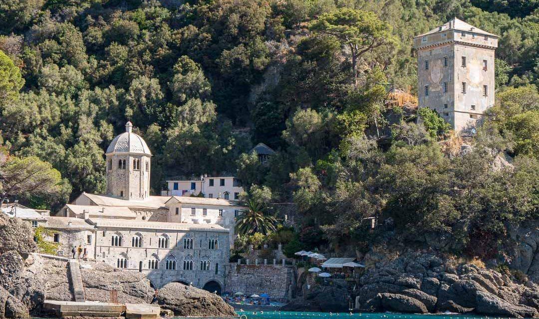 Monasterio de san fruttuoso, Portofino.